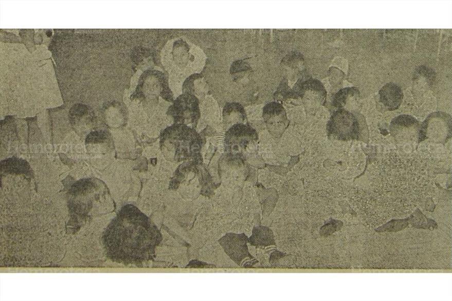 Niños nicaragüenses, en el Hogar Elisa Martínez. ( Foto: Hemeroteca PL)