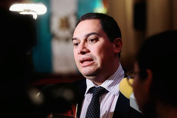 Para el retiro de la inmunidad a Monterroso, se necesitan 105 votos. (Foto Prensa Libre: Hemeroteca)