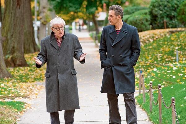 <p>En Fading Gigolo, Allen destaca por sus agudos diálogos. (Foto Prensa Libre: Archivo)</p>