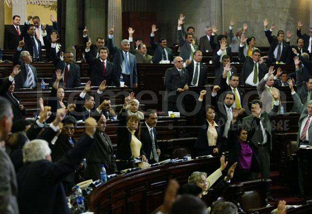 El Congreso de la República aprobó el decreto de establecimiento de la Cicig en el país el 1 de agosto de 2007. (Foto: Hemeroteca PL)