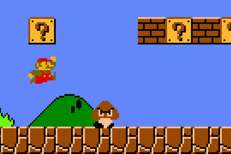 Super Mario Bros. salió a la venta en 1985 para Nintendo y es un clásico de los videojuegos. (Foto: Hemeroteca PL).