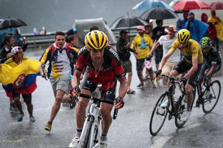"""Joaquim """"Purito"""" Rodríguez será una de las figuras del ciclismo español en los Juegos Olímpicos de Río. (Foto Prensa Libre: AFP)"""