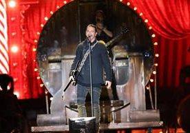 Ricardo Arjona le cantó a sus paisanos en el primer <em>show </em>en Guatemala.