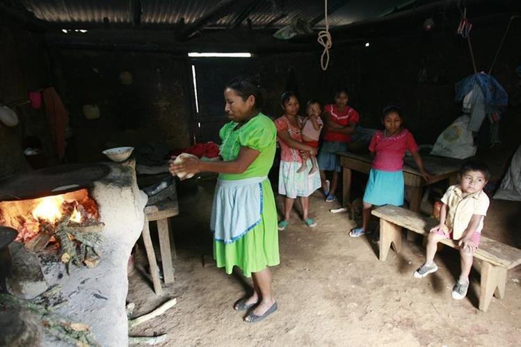 El Mides prevé problemas en los programas enfocados a reducir la desnutrición crónica. (Foto Prensa Libre: Hemeroteca PL)