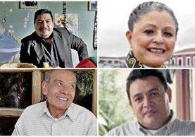 Guatemaltecos con auténticas lecciones de vida que invitan a la superación, sin importar la edad, nivel social o circunstancias. (Foto Prensa Libre)
