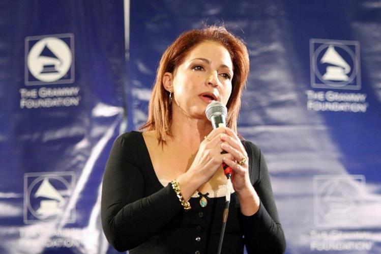 La cantante Gloria Estefan, en una foto de 2005. (Foto: Hemeroteca PL)