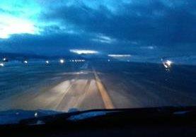 Los aeropuertos de Mendoza, Ushuaia y Esquel operan con normalidad. (Foto Prensa Libre: @ANACargentina)