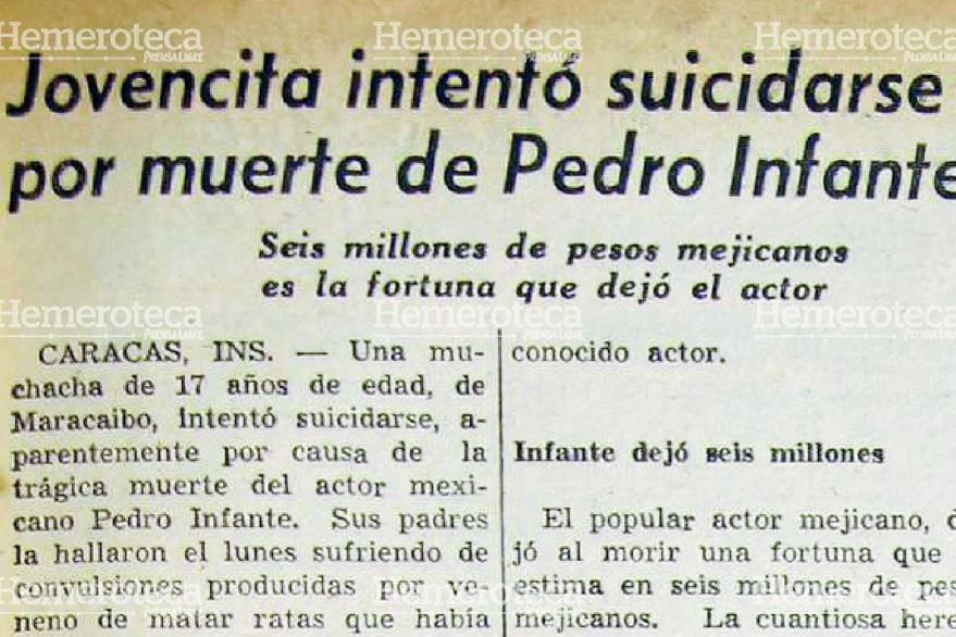 Nota de Prensa Libre en la cual se dio a conocer el curioso incidente. Foto: Hemeroteca PL