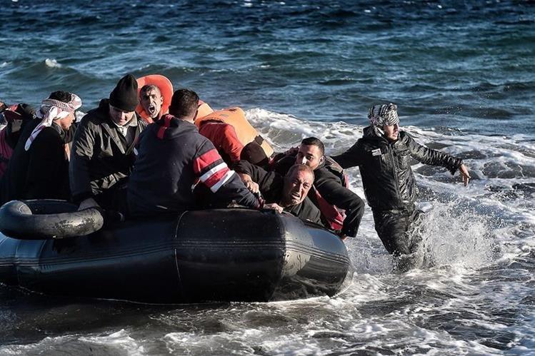 La jefa de la diplomacia europea teme que la crisis se agrave. (Foto Prensa Libre: AFP).