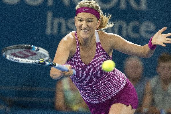 Victoria Azarenka tiene grandes posibilidades de quedarse con el torneo de Tenis en Brisbane.