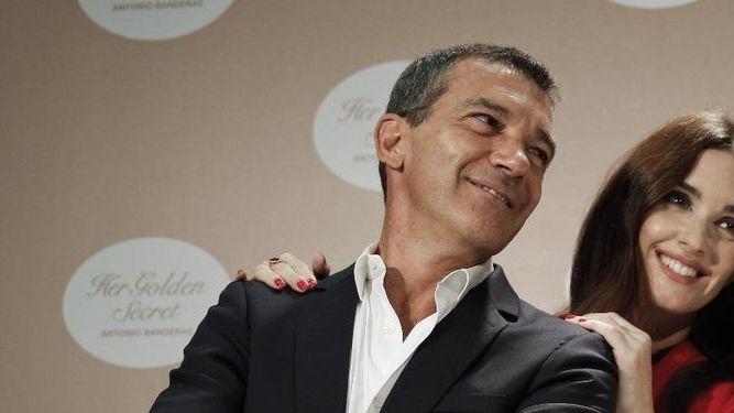 El actor español Antonio Banderas visita Rusia para abrir una exposición. (Foto Prensa Libre: Hemeroteca PL)