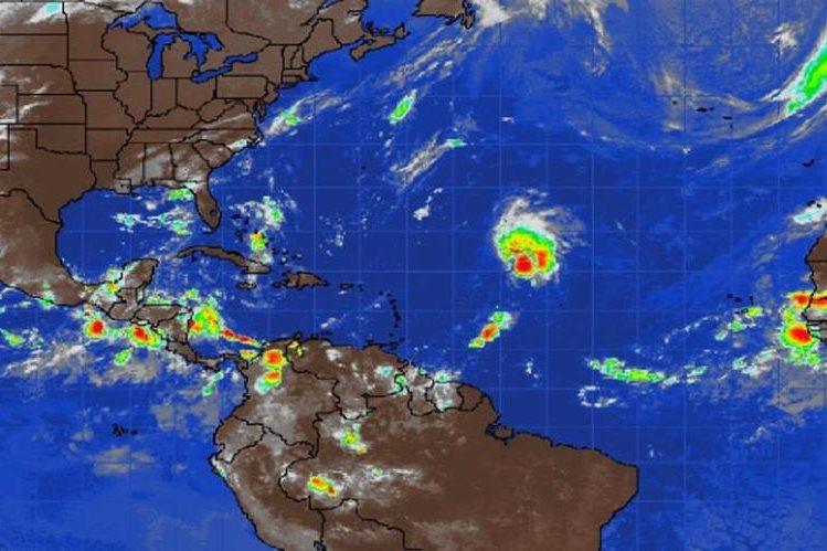 """""""Ian"""" es la novena tormenta tropical formada en la cuenca del Atlántico.(CNH)."""