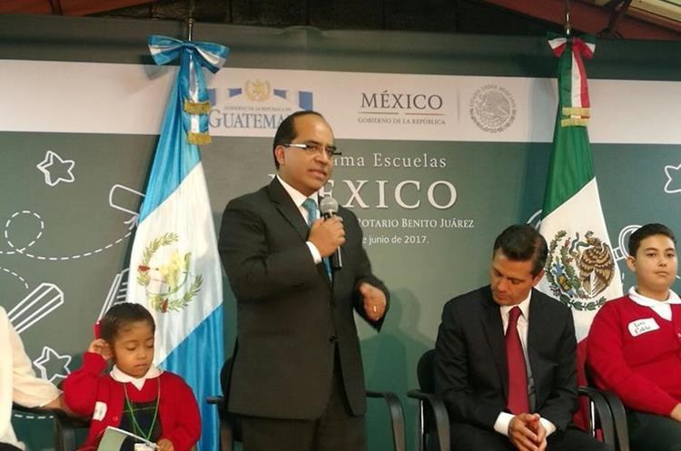 El Presidente de México hizo una visita privada en la escuela Rotario Benito Juárez, el pasado lunes.