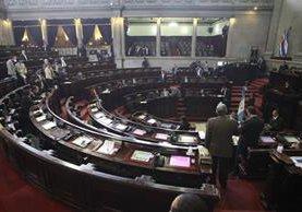 Hoy se continuará con la aprobación de la Ley para el fortalecimiento de la SAT. (Foto Prensa Libre: Hemeroteca PL)