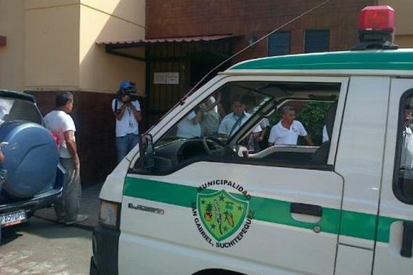 <p>El alcalde fue atacado cuando salía de su residencia. (Foto Prensa Libre: Danilo López)</p>