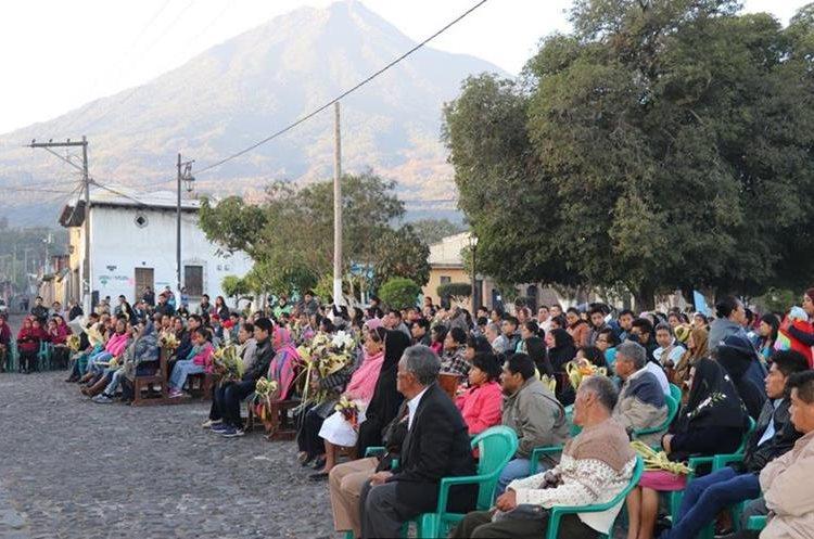 Antigua Guatemala. Julio Sicán