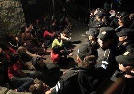 Desde 2013 la PDH recogió las denuncias de abusos cometidos a los niños, niñas y adolescentes en el Hogar Seguro. (Foto Prensa Libre: Hemeroteca PL)