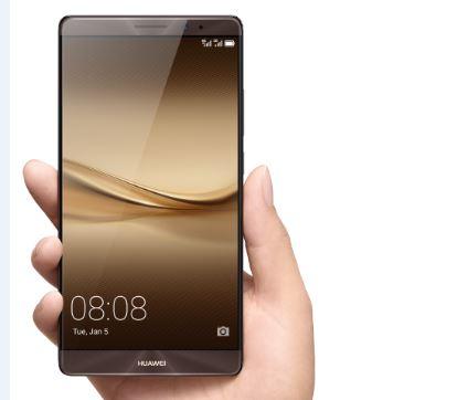 El más reciente smartphone de la serie Mate, el Huawei Mate 8, un dispositivo de alto rendimiento y batería de larga duración.
