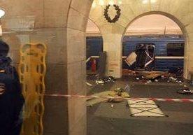 Moscú enciende las alarmas por explosión atribuida supuestamente a terrorismo.
