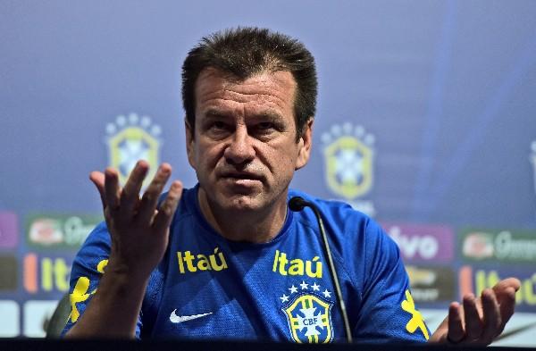 Dunga asegura que hablará del caso de Marcelo tras finalizar los partidos eliminatorios. (Foto Prensa Libre: EFE).