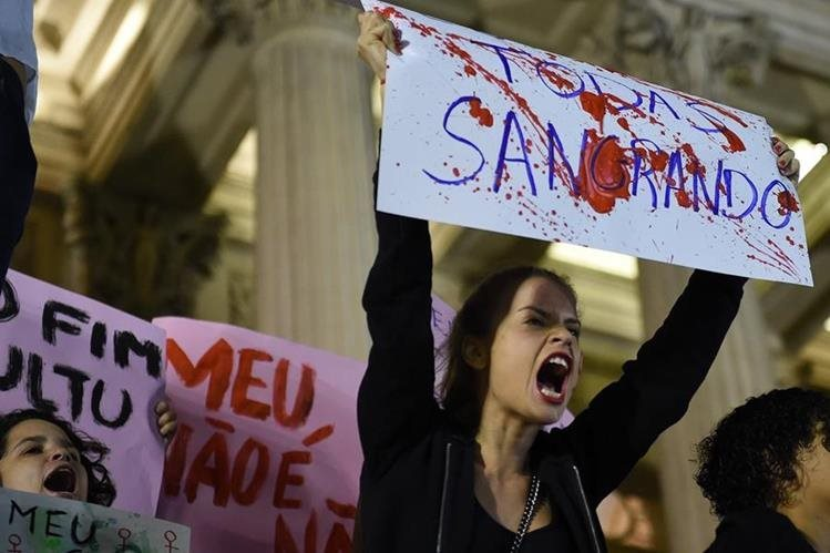 Los más vulnerables de violaciones son menores, según informe. (Foto Prensa Libre: Hemeroteca PL)