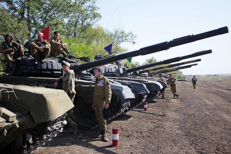 Rusia está dispuesta a poyar militarmente a Siria en su lucha contra el Estado Islámico. (Foto Prensa Libre: AFP).