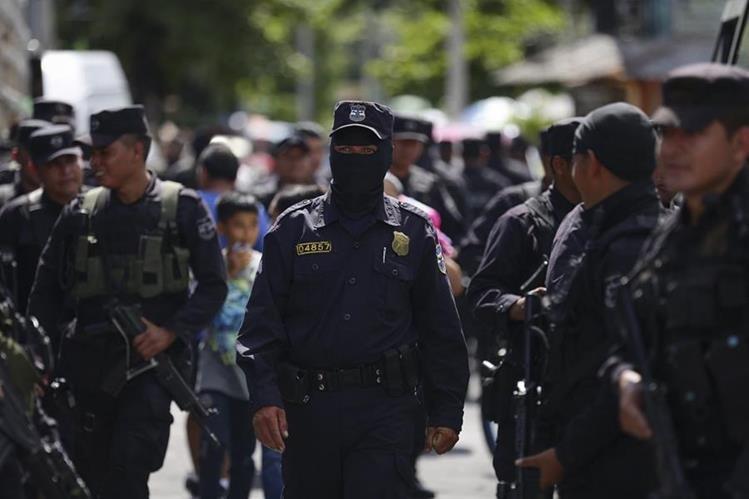 El Salvador afronta un clima de violencia. (Foto: EFE)