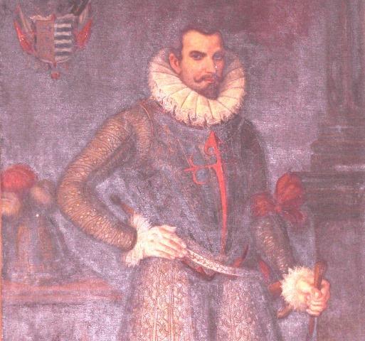 Pedro de Alvarado o Tonatiuh, como los mexicas solían llamarlo por su cabello rubio y gran estatura. (Foto Miguel López, Museo de Santiago de los Caballeros, Ministerio de Cultura y Deportes)