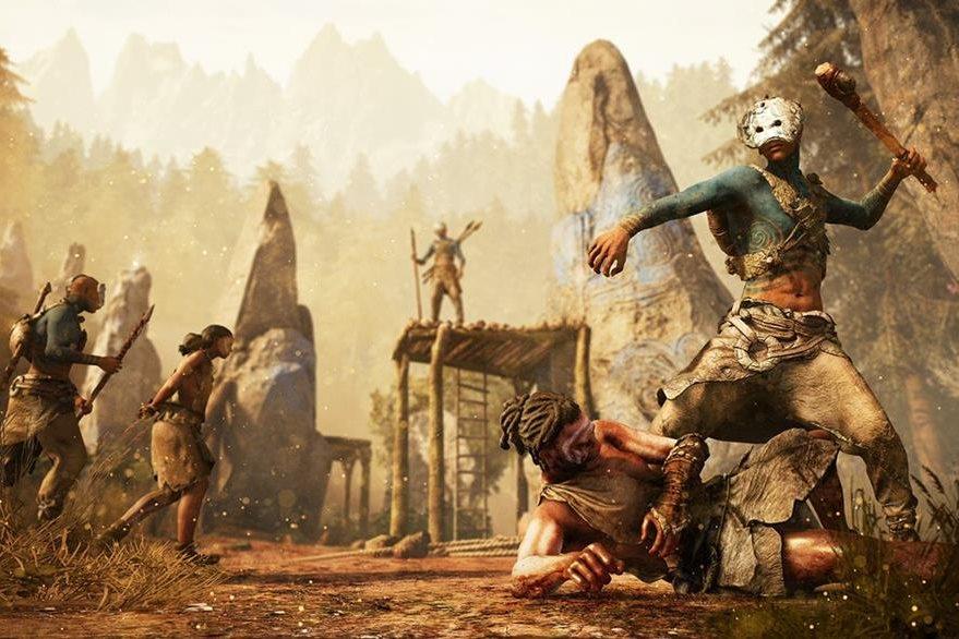 Durante  la  historia, el protagonista pasa de ser un simple cazador a liderar una tribu. (Foto: Hemeroteca PL).