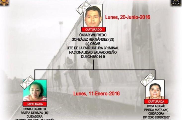 Se presume que alias la Bestia lideraba una banda dedicada al secuestro de menores centroamericanos. (Foto Prensa Libre. Hemeroteca)