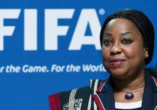 Fatma Samoura fue nombrada como secretaria general de Fifa, en mayo recién pasado. (Foto Prensa Libre).