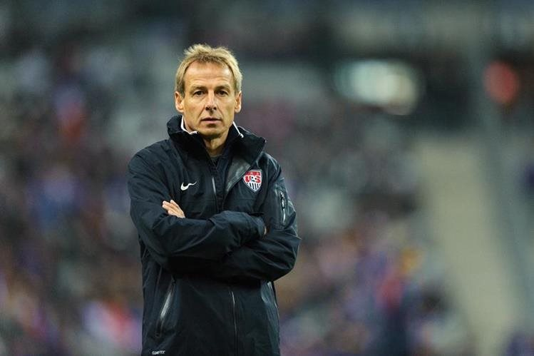 Klinsmann disputará el segundo partido de preparación previo a la eliminatoria a Rusia 2018. (Foto Prensa Libre: Hemeroteca PL).