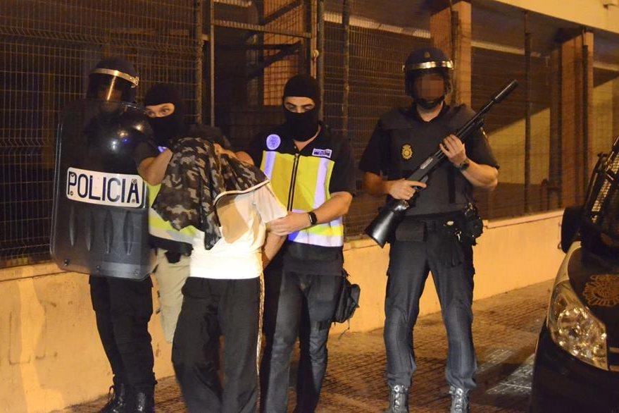 La identidad del detenido aún no ha sido revelada. (Foto Prensa Libre: EFE).
