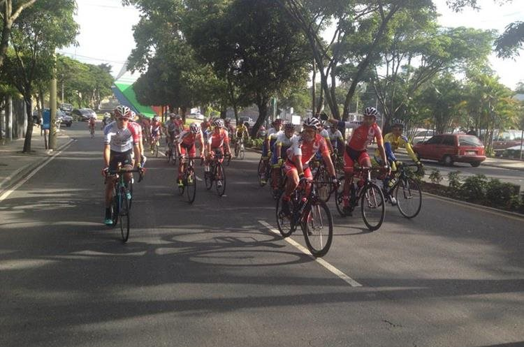 La emoción se vive de principio a fin en la 56 Vuelta a Guatemala.