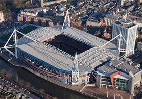 La ciudad de Cardiff, en Gales, se prepara para la fiesta de la final de la Champions.