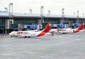 Los vuelos podrán ser a cualquier destino en ambos países. (Foto Prensa Libre: Hemeroteca PL)