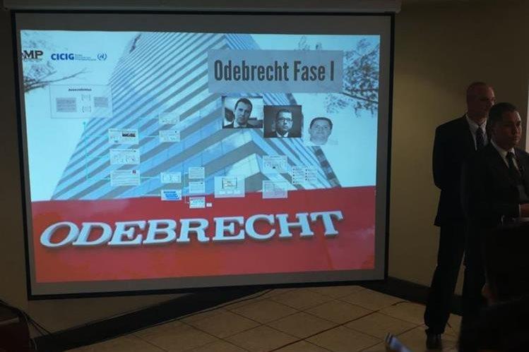 Excandidato a la Presidencia de Guatemala recibió 1,3 millones de Odebrecht