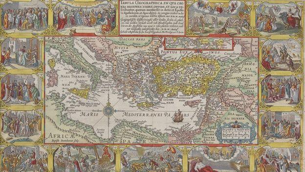 De Oriente a Occidente, el contacto entre las distintas culturas tuvo una lengua común. THINKSTOCK