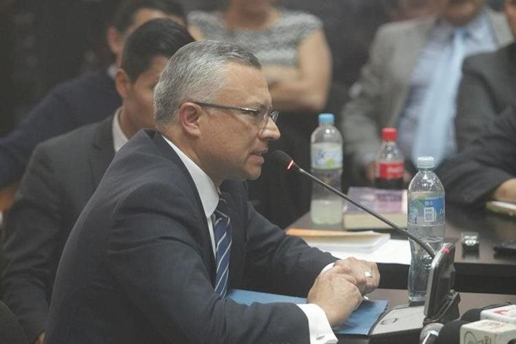 Salvador González, alias Eco, podría declarar hoy como colaborador eficaz. (Foto Prensa Libre: Hemeroteca PL)