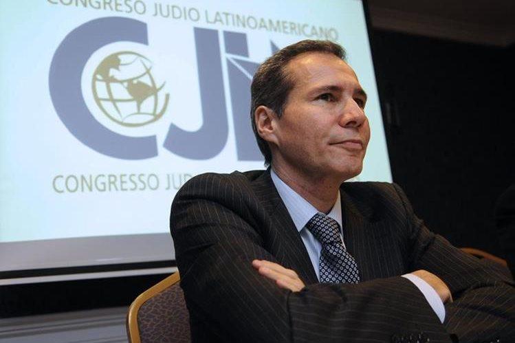 <em>El fallecido fiscal, Alberto Nisman. (Foto Prensa Libre: AFP).</em>