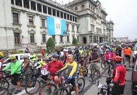 Varias actividades en el Campo Marte, promueven el uso de la bicicleta.