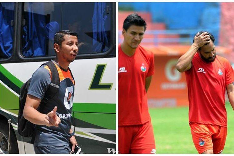 Comunicaciones y Municipal se enfrentan en la ida de las semis en el estadio Mateo Flores. (Foto Prensa Libre)