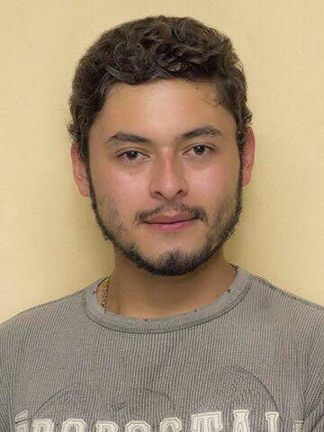 Alberto Emanuel Yash Ayala, en una fotografía en vida. (Foto Prensa Libre: Eduardo Sam)