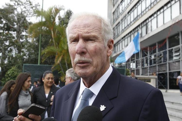 el alcalde Álvaro Arzú había planteado una recusación contra la jueza pesquisidora de su antejuicio. (Foto Prensa Libre: Hemeroteca PL)
