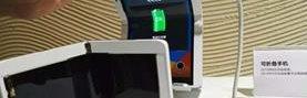 Foto filtrada del smartphone plegable en el que trabaja Oppo. (Foto: Hemeroteca PL).