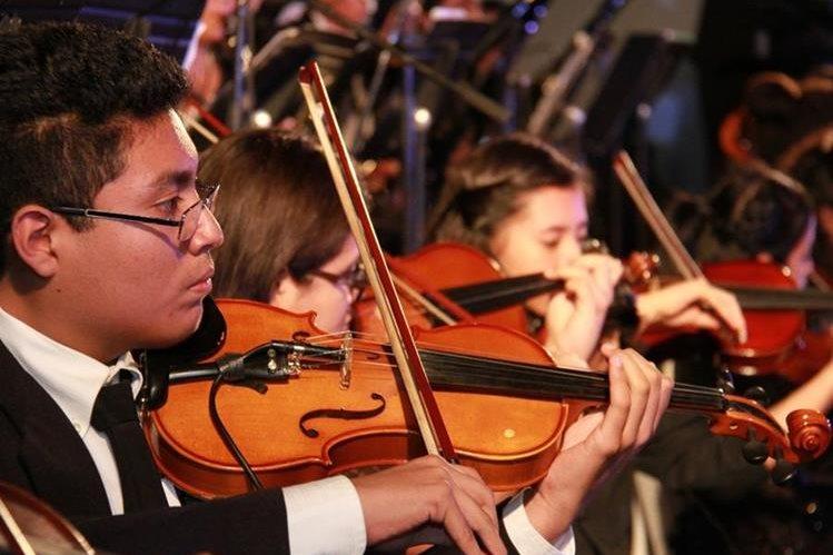 El Festival del Centro Histórico es un encuentro cultural de tradición en la Ciudad de Guatemala. (Foto Prensa Libre: Cortesía FCH)
