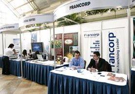 en el país se han celebrado diversas exposiciones de franquicias (Foto Prensa Libre: Hemeroteca PL).
