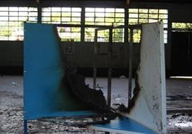 Hechos violentos se registraton en varios municipios, por lo cual el TSE decidió repetir las elecciones en esas localidades.(Foto Prensa Libre: Hemeroteca PL)