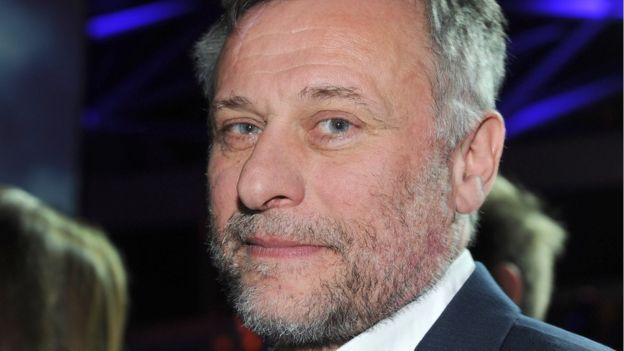 """Los medios suecos dijeron que la muerte del actor deja """"un gran vacío"""". EPA"""