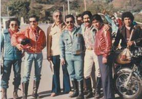 Miles de motociclistas salen de la Plaza de la Constitución, rumbo a Esquipulas, Chiquimula, en la denominada Caravana del Zorro. (Foto: Hemeroteca PL).